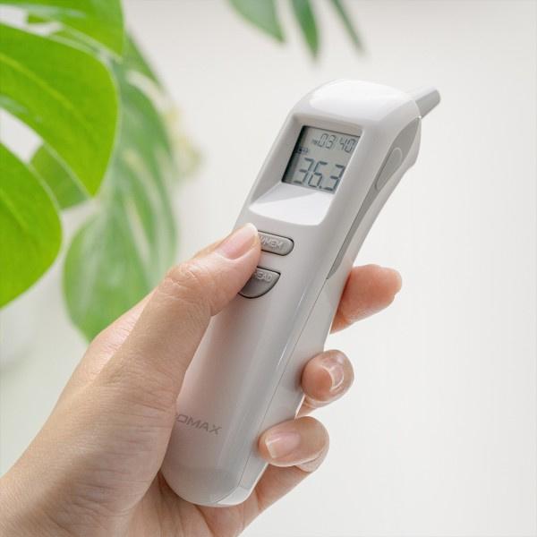 Momax 1-Health 2合1額探+耳探槍 HL2