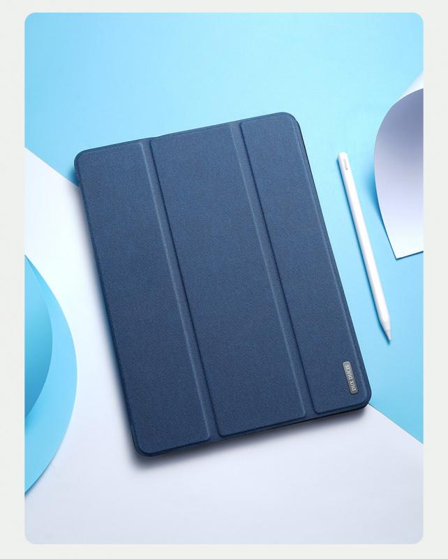 "DD Case for iPad Pro 11""/12.9"" (2020) Domo Series (With Apple Pencil Holder & Auto Sleep Wake)"