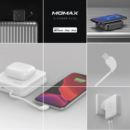 MOMAX Q. Power Plug