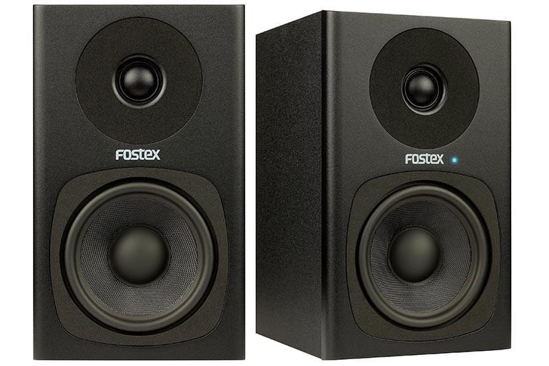 Fostex PM0.4 主動式喇叭