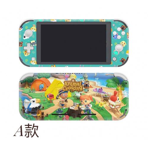Nintendo Switch Lite 動物森友會機身保護貼[4款]