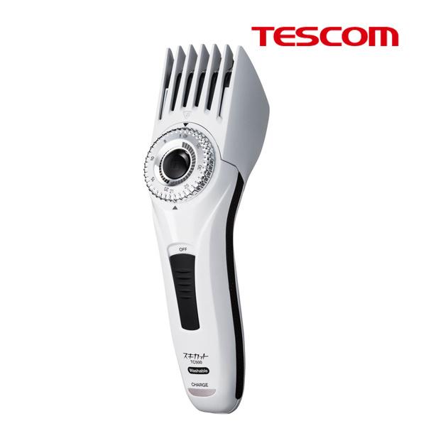 🇯🇵日本直送💥 TESCOM TC500 (1~40mm 多段式調校,IPX7防水,專業剪髮器)