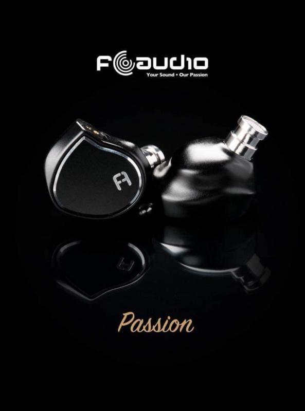 Faudio Passion 動圈單元耳機