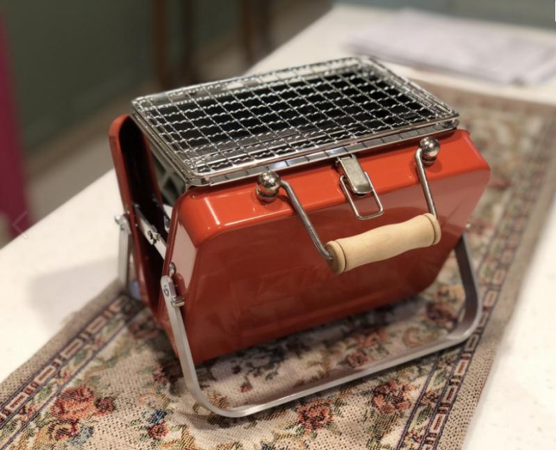 迷你攜帶型烤肉架 | KENLUCK