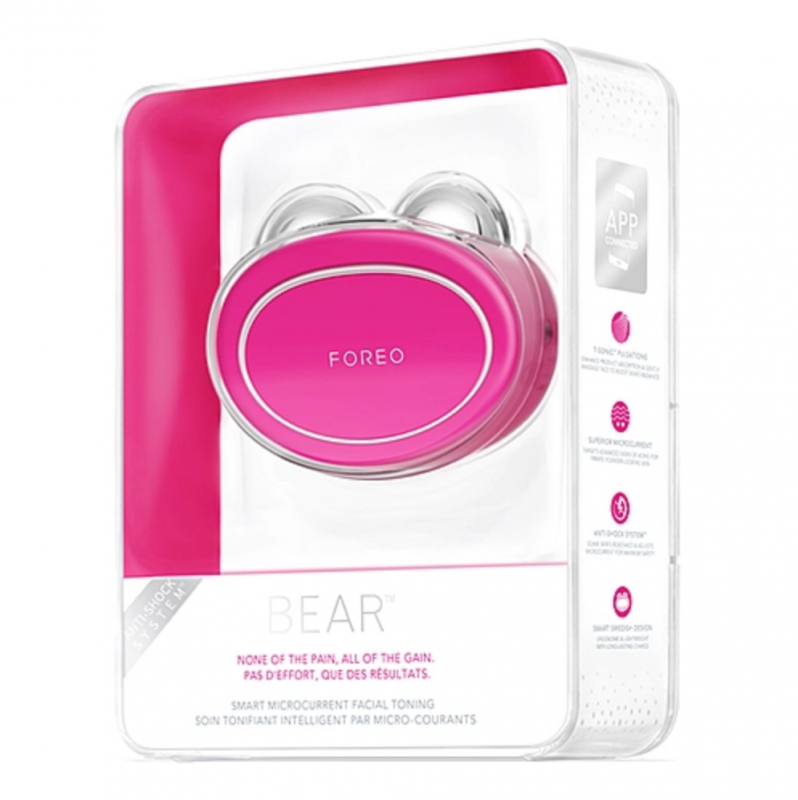 FOREO BEAR™ 智能微電流美容儀