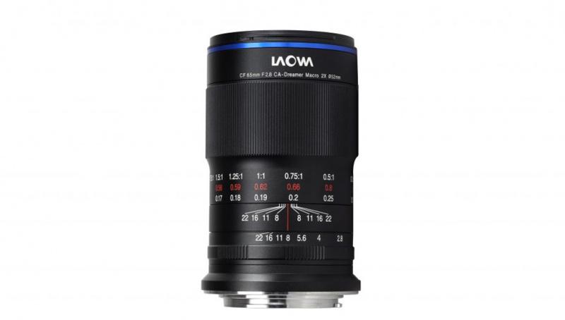 LAOWA 65MM F/2.8 2倍微距APO鏡頭
