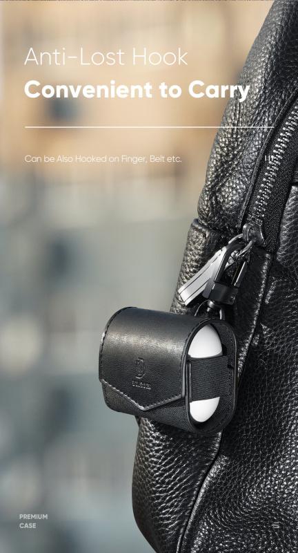 DD 內置磁鐵的Airpods Pro皮套
