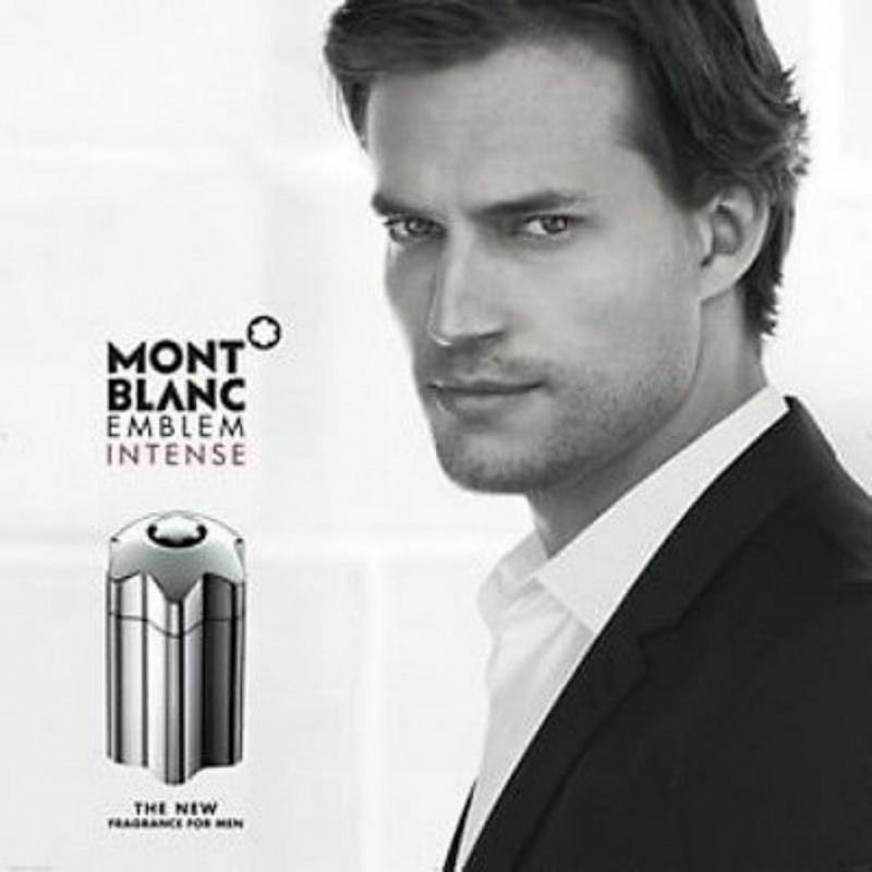 Mont Blanc Emblem Intense EDT 銀河淡香水 100ml
