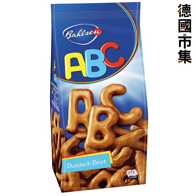 德國 Bahlsen 字母餅乾 100g【市集世界 - 德國市集】