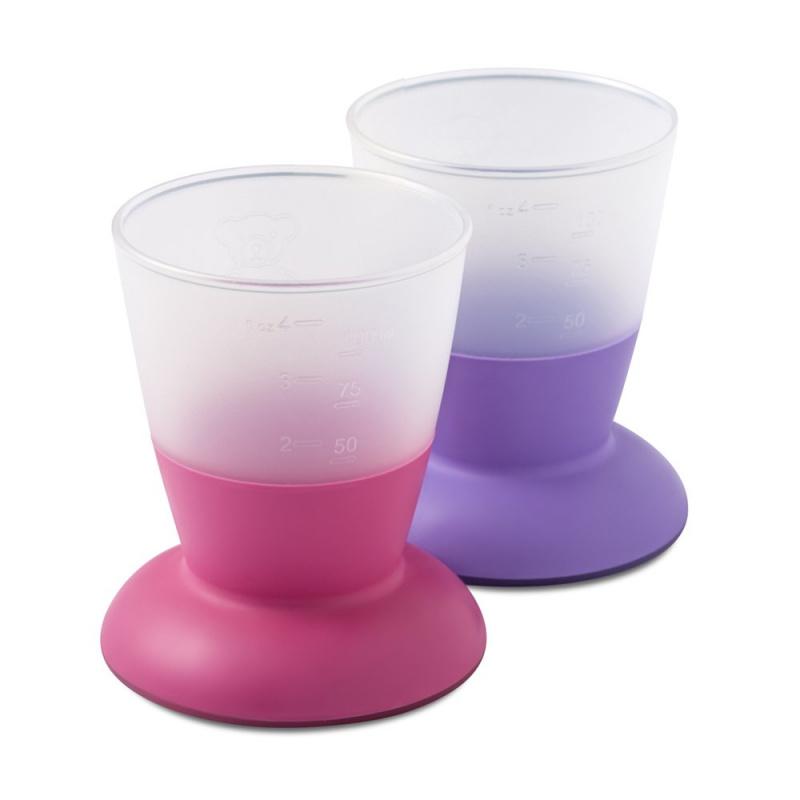 BabyBjorn 防滑水杯100 ml 2個裝 瑞典制