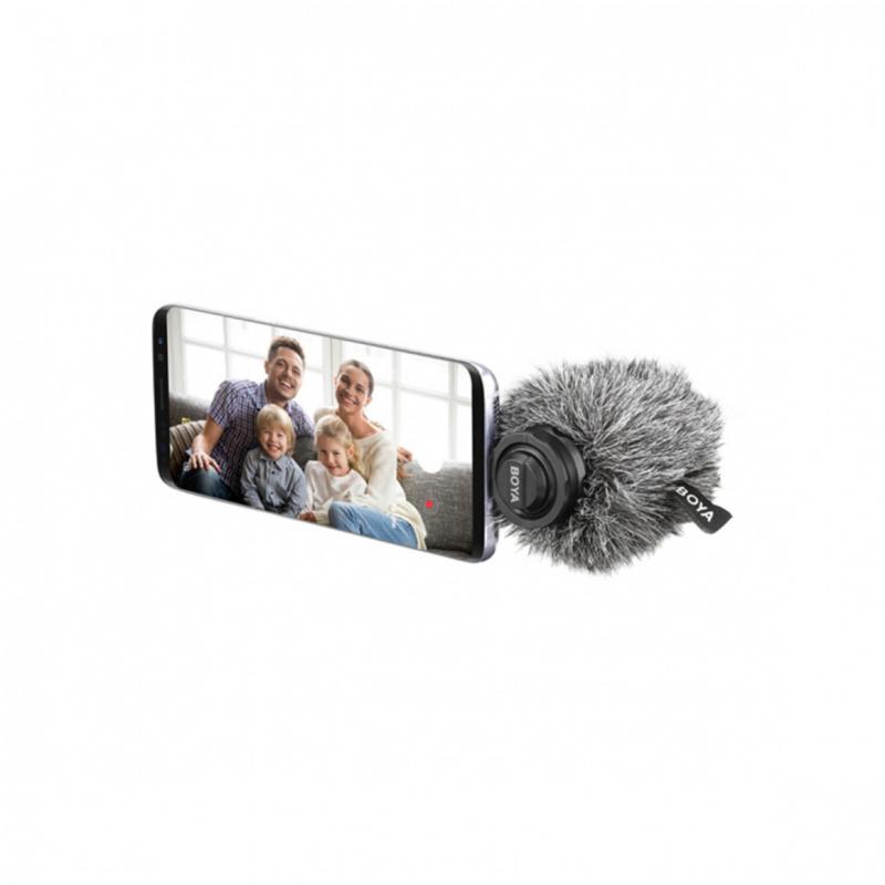 BOYA USB Type-C Digital Stereo Microphone BY-DM100