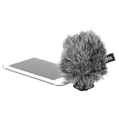 BOYA Lightning Digital Stereo Microphone BY-DM200