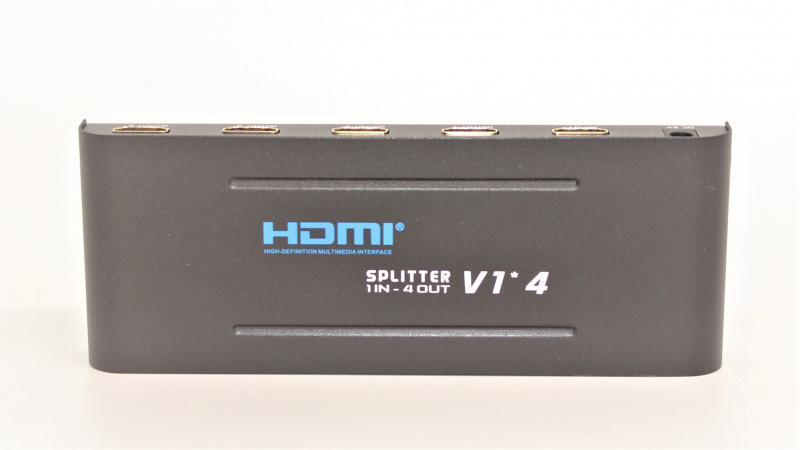 HDMI分割器 (1入4出) (HOPEWELL)