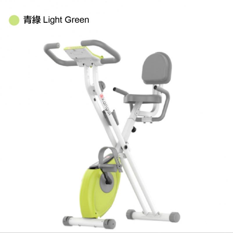 韓式室內摺疊健身單車