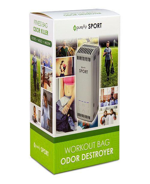 美國 Greentech pureAir SPORT 強效消毒除臭機