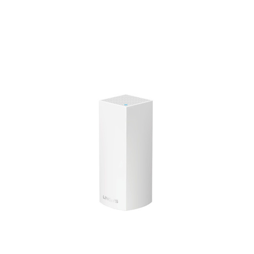 Linksys 三頻 Velop Mesh WiFi 系統 路由器 [單件裝] [AC2200] [WHW0301] (送Belkin防雷保護插座)