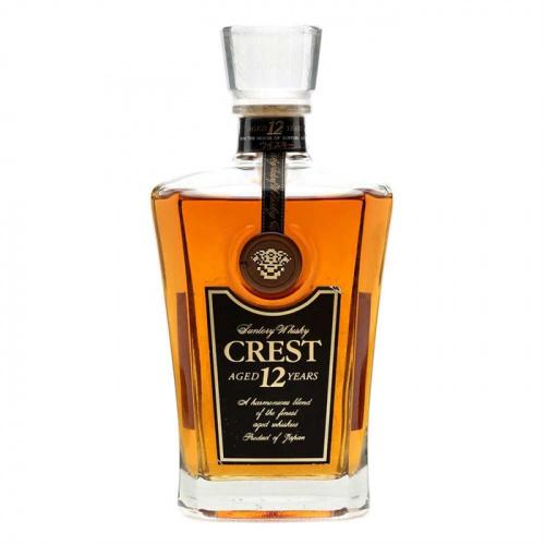 三得利 Suntory Crest 1990s 12年威士忌 [750mL]