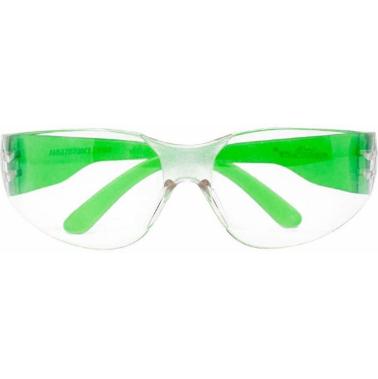 SAFE HANDLER - (美國入口)(女士及小童版)防疫流感防飛沫菌眼罩UV護目鏡防護安全眼鏡 抗衝擊鏡片透明 - 顏色隨機