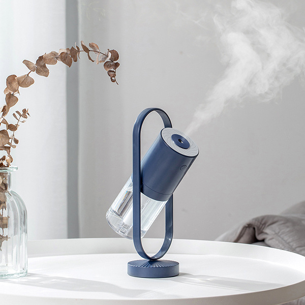 日本TSK - 迷你USB七彩燈投影空氣淨化香薰加濕器