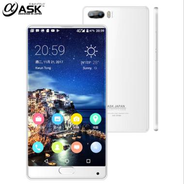 日本ASK - SP586極速八核4G智能手機