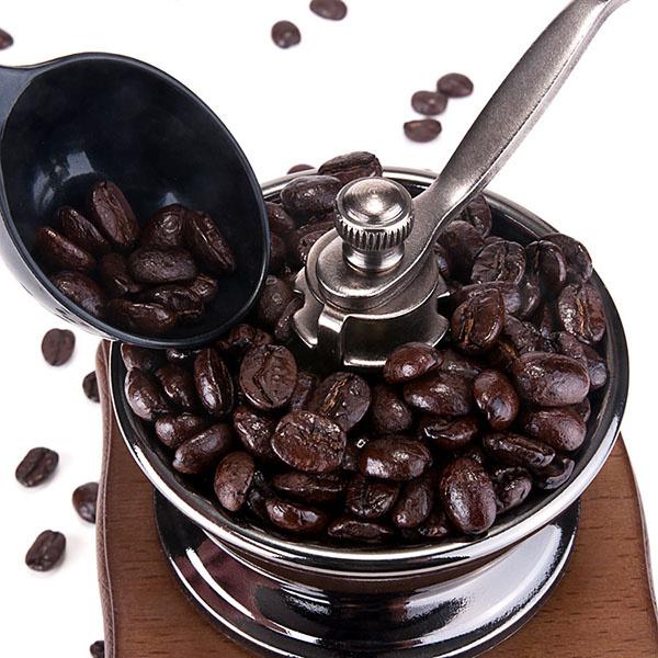 TSK 復古式粗細可調節手搖式咖啡磨豆機