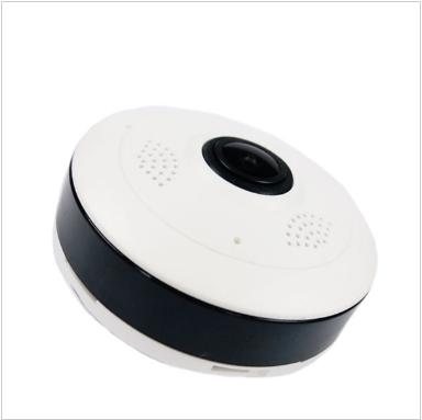 TSK - 全景360度無線網絡IP鏡頭