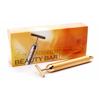 日本beauty bar 24k黃金美容棒