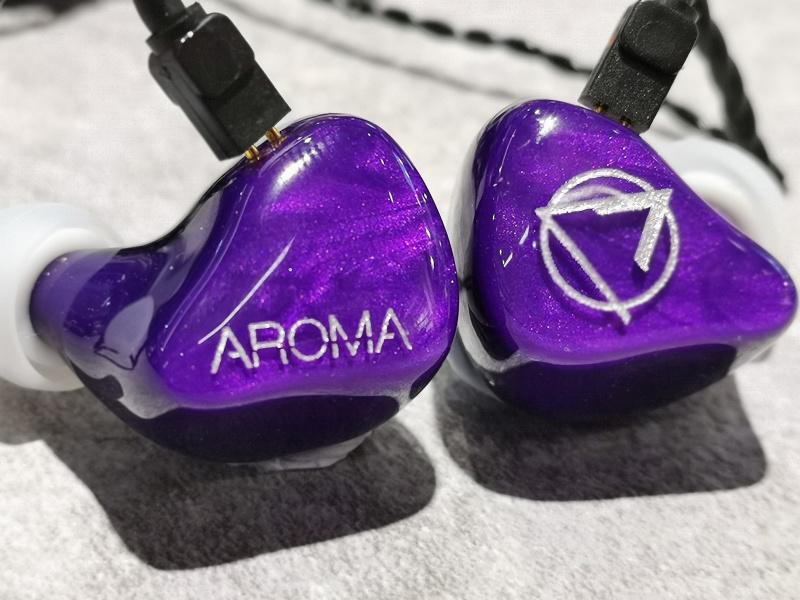 【英京獨家】Aroma STAR 星 紫色特別版 單動鐵單元