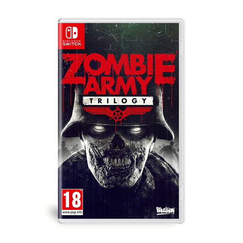 Nintendo Switch Rebellion 殭屍部隊:三部曲 Zombie Army Trilogy (歐版, 中文/ 英文)