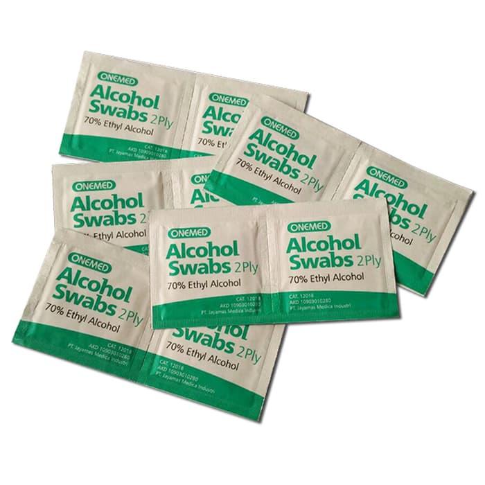 印尼醫學70%酒精棉