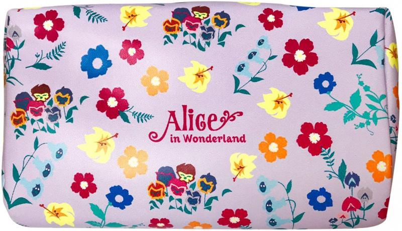愛麗絲 筆袋/鉛筆盒/化妝包/收納包