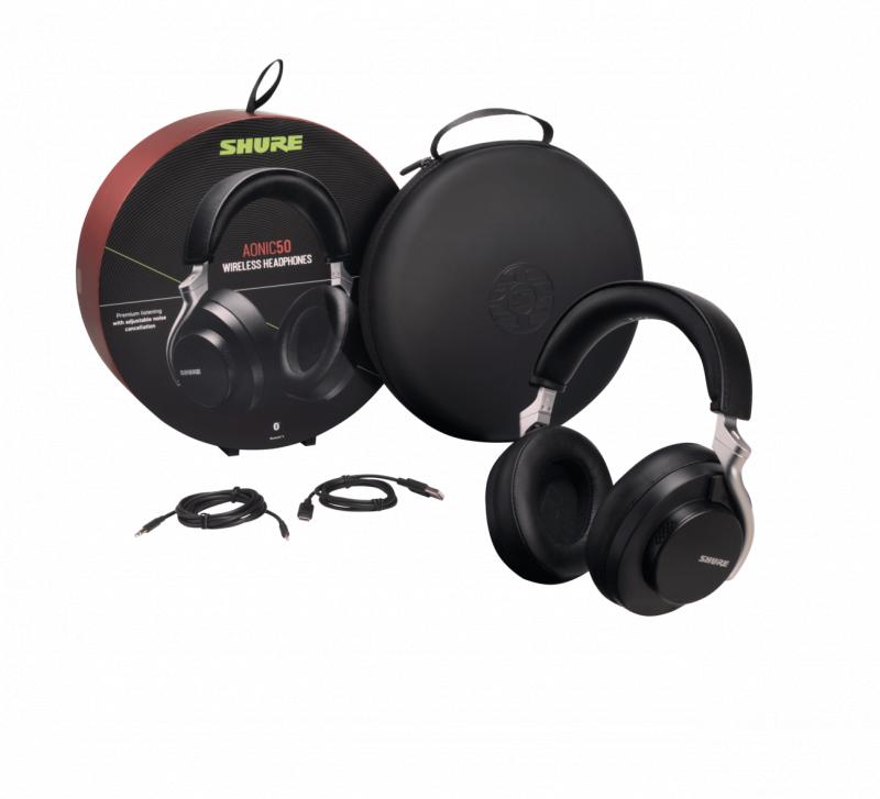 Shure AONIC 50 無線降噪頭戴式耳機