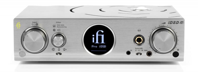 ifi Audio Pro iDSD 4.4 串流播放DAC耳擴