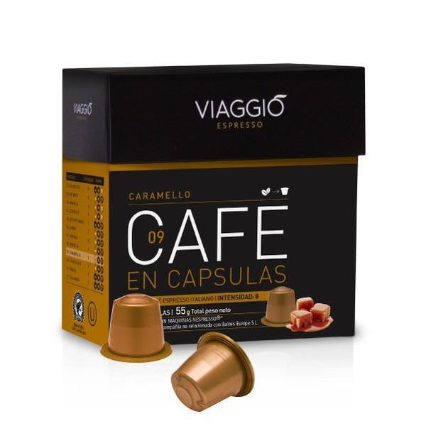 VIAGGIO Espresso - 甜蜜之最 | 咖啡膠囊組合 (120粒膠囊) 送【EXIT 7】含酒精70%抗菌搓手液30ml 一枝