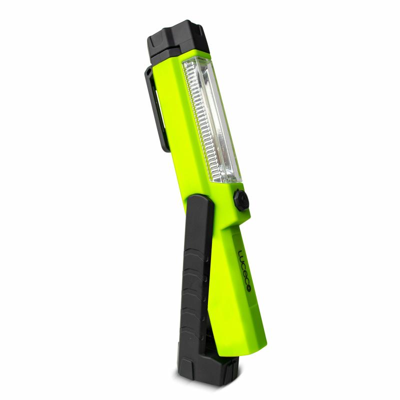 LUCECO - 可180°旋轉磁鐵多重固定1.5W迷你電筒 LILT15T65 USB充電 移動工作LED 燈