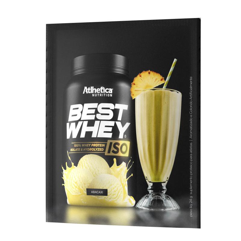 BEST WHEY ISO 分離+水解蛋白粉 (菠蘿冰) (獨立包裝)24克/包