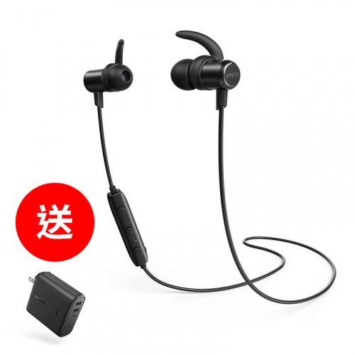 Anker SoundBuds Slim 輕身防水藍牙耳機