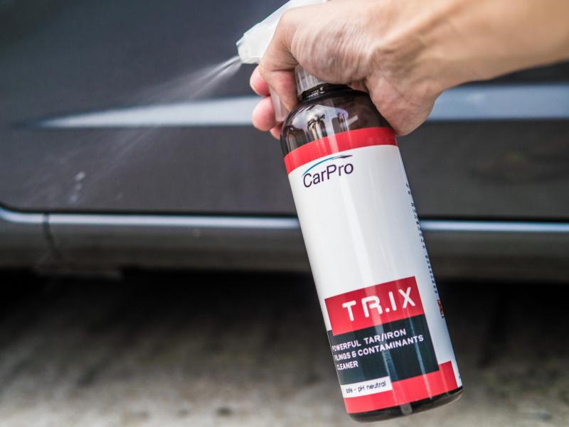 CARPRO TRIX 鐵銹柏油2合1