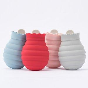 TSK 矽膠蜜糖罐暖手袋 [2色]