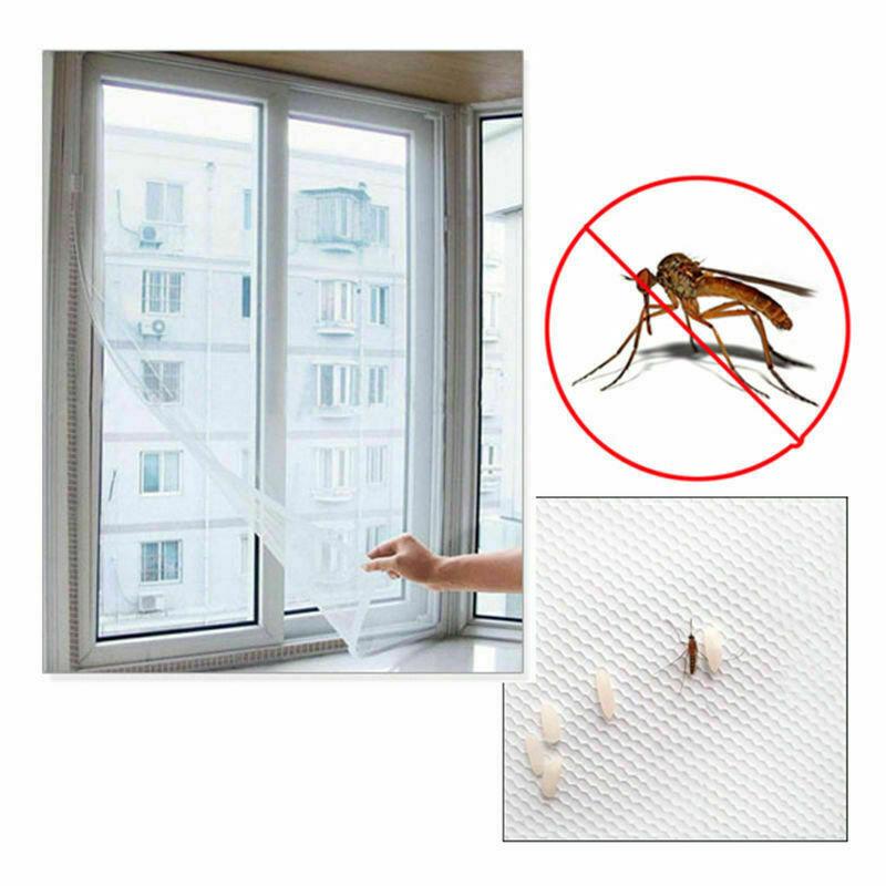 DIY防蚊紗網 1.3*1.5米