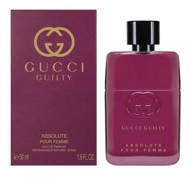GUCCI- Guilty Femme Absolute EDP 香水50 ml