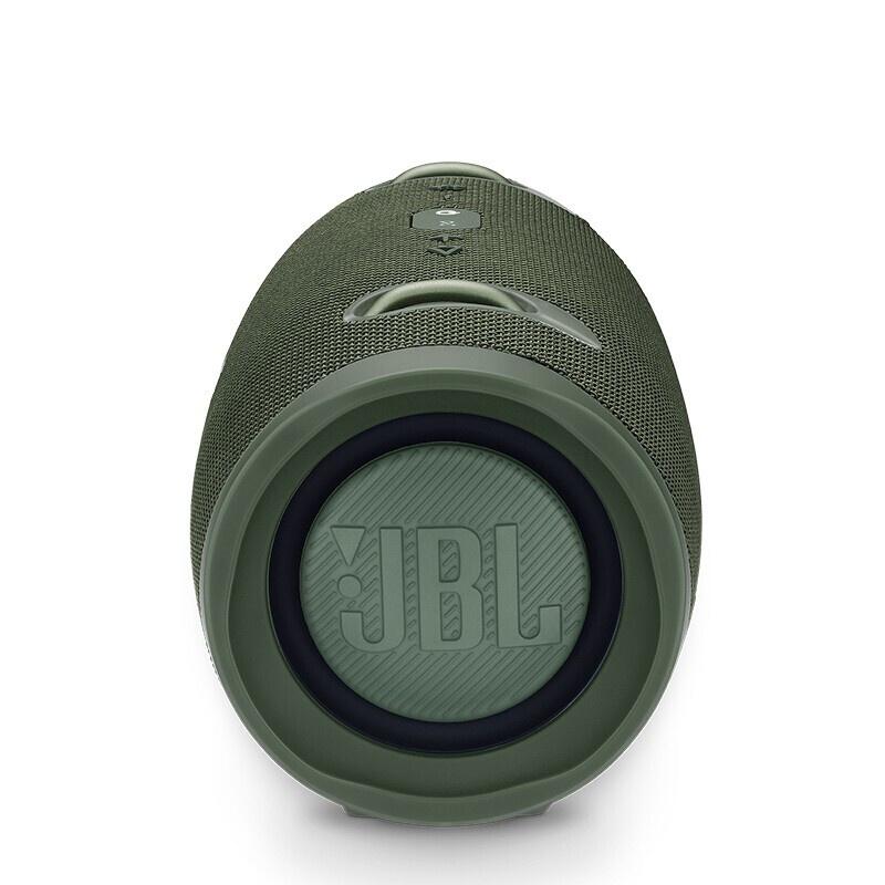 JBL - XTREME 2 音樂戰鼓二代便攜式藍牙喇叭 戶外防水音箱-黑(平行進口)