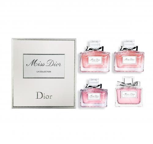 Dior Miniatire Miss Dior La Collection Set