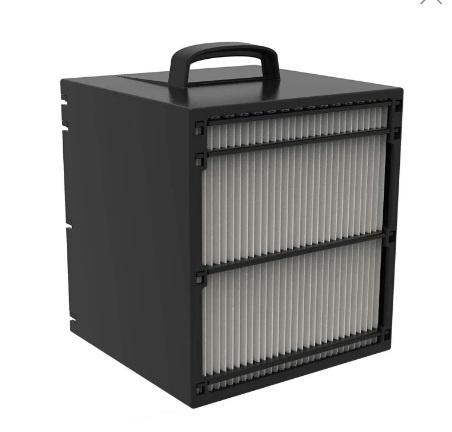 Evapolar EvaLightPlus 進化版· 小型流動式冷風機 (EV-1500) [黑色 / 白色]