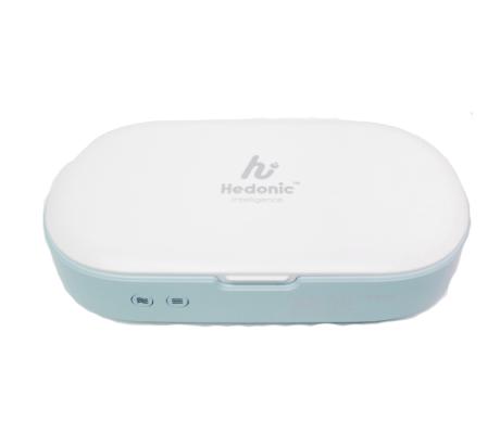 Hedonic 10W無線充電 + 紫外線UV除菌器