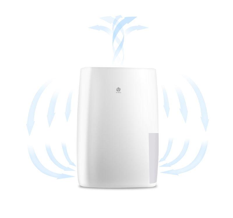 小米NEW WIDETECH 互聯網除濕機 18L (WDH318EFW1)