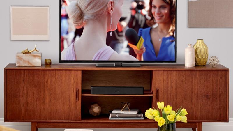 Bose 行貨 Solo 5 TV Sound System 電視音響系統 無線音箱