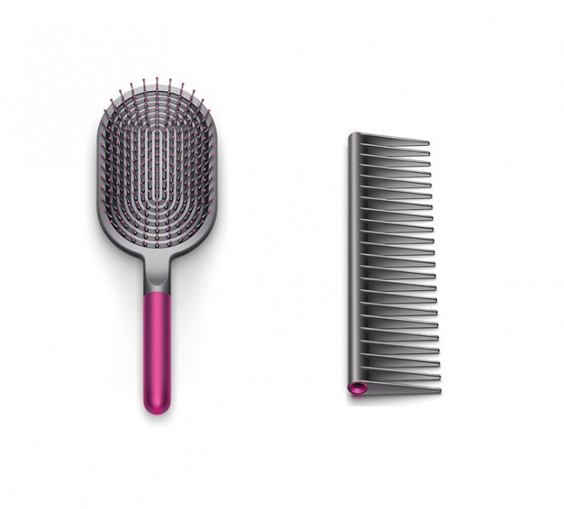 Dyson Supersonic 梳子套裝 Comb Set 按摩梳 順髮梳