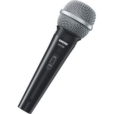 "SHURE - 行貨 SV 100 Vocal 多功能麥克風 帶 15"" XLR電纜"