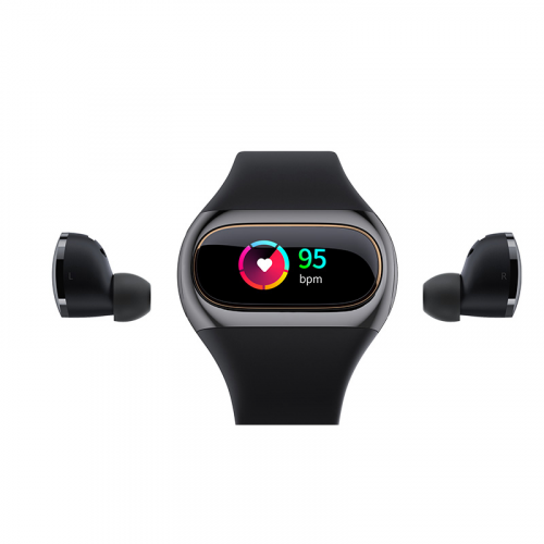美國 aipower Wearbuds 智能耳機手錶 (ai-w20) [2色]